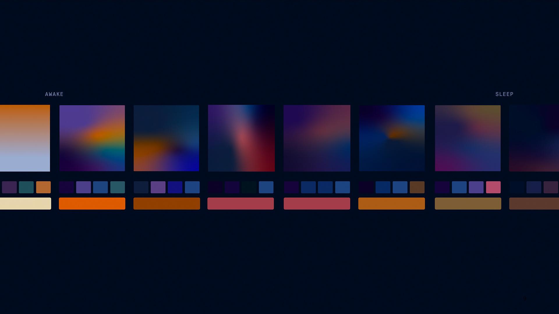 Sleep-Color